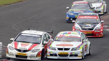 British Touring Car Championship Round 5: Croft