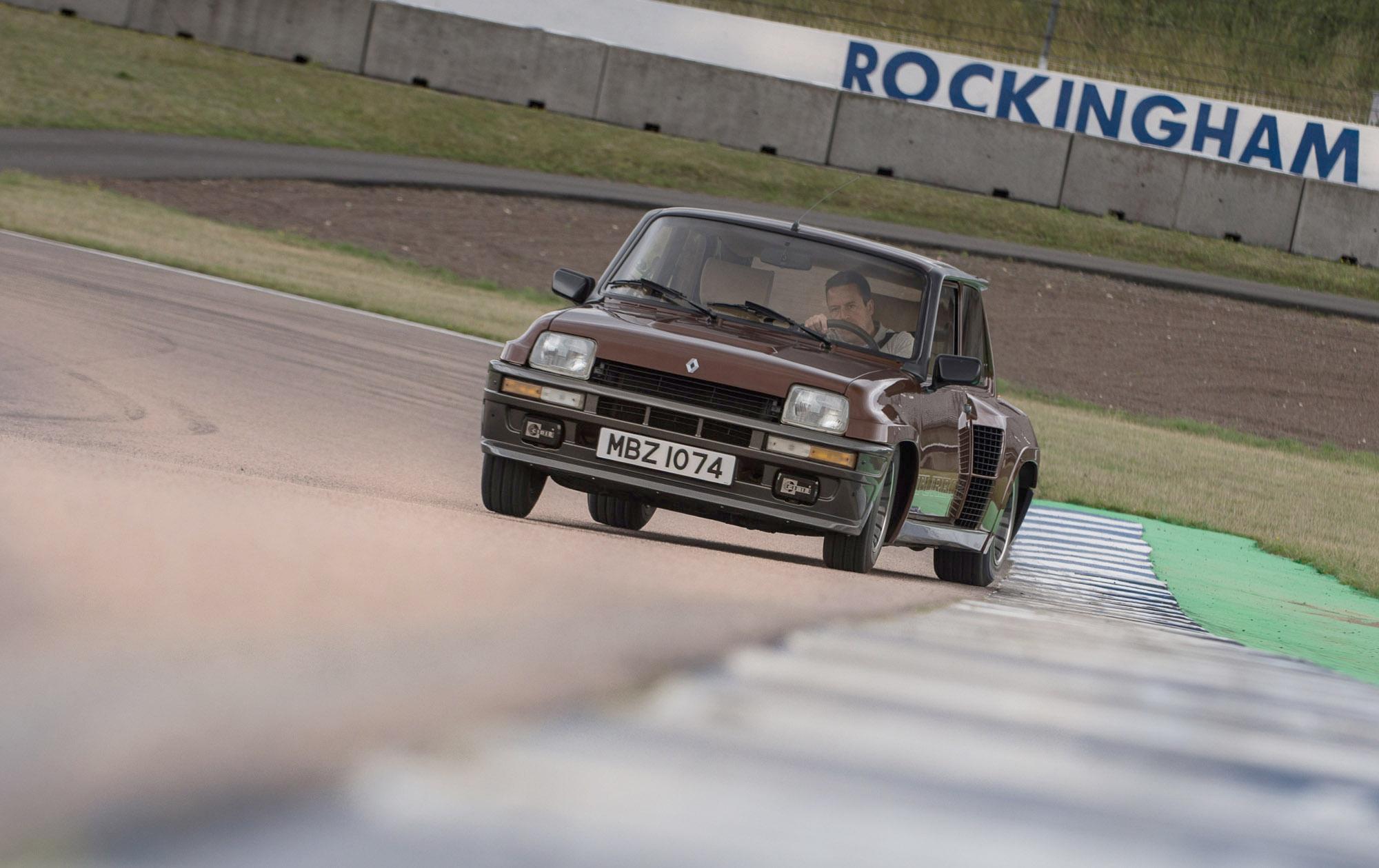 Renault 5 Turbo Group Test Five Stars Evo