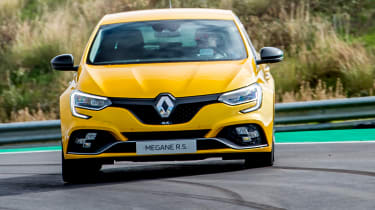 Renault Megane RS300 front