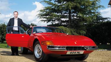 Ferrari Daytona Me and My Car