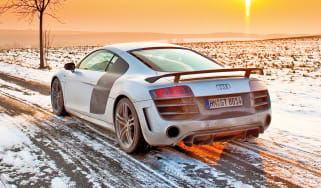 Audi R8 GT to the Grossdeutschlandring