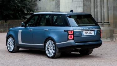 MY18 Range Rover - static rear quarter
