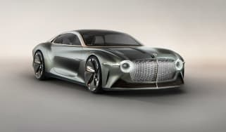 Bentley EXP 100 GT - front quarter