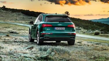 Audi SQ5 TDI - rear quarter