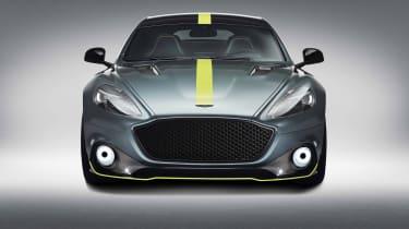 Aston Martin Rapide AMR studio - nose