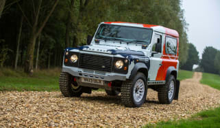 Land Rover 'Defender Challenge' announced