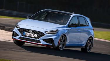 2020 Hyundai i30 N – front