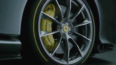 Ferrari 812 Competizione wheel