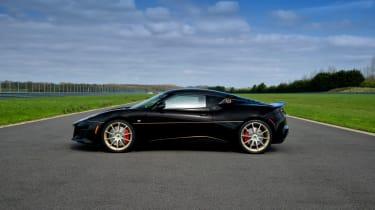 US Lotus Evora Sport 410 - Profile