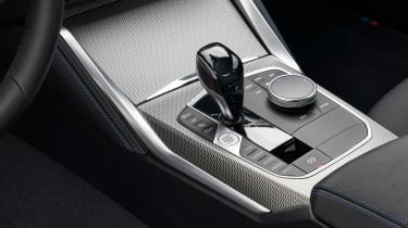 BMW 2-series 2021 – transmission