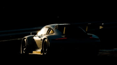 Porsche 911 RSR - testing