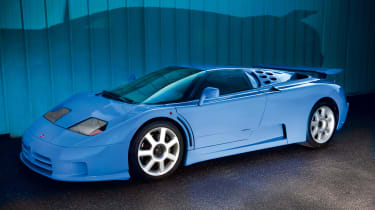 Maurizio Reggiani life in cars