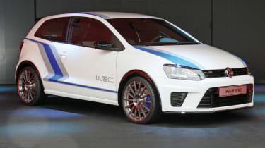 Volkswagen unveils Polo WRC street concept