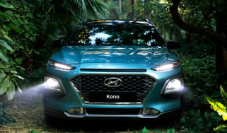 Hyundai Kona - front 3