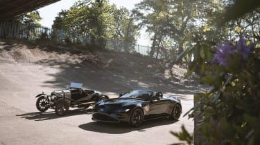 Aston Martin 'A3' Vantage Roadster – 4