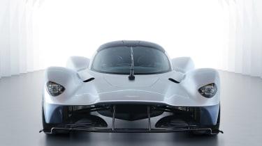 Aston Martin Valkyrie - nose