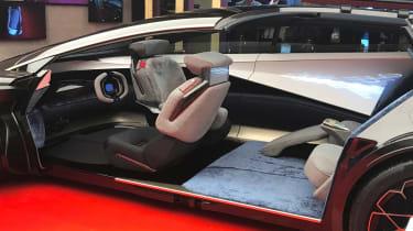 Aston Martin Lagonda Concept  cabin