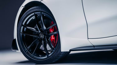 Toyota GR Supra 2.0 - wheel