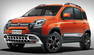 Fiat Panda Cross revealed ahead of Geneva motor show