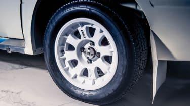 Mazda RX-7 Evo Group B Works - wheels