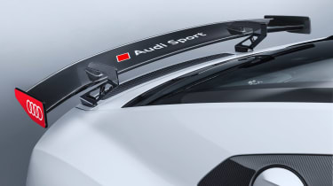 Audi performance parts - R8 rear wing