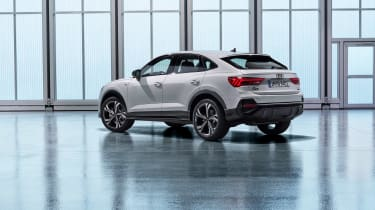Audi Q3 Sportback - header