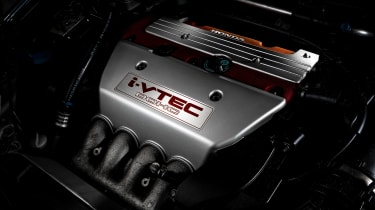 Naturally aspirated engines - 4cyl