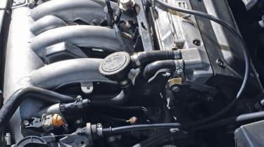 Pug1Off Peugeot 205 GTI 195 engine