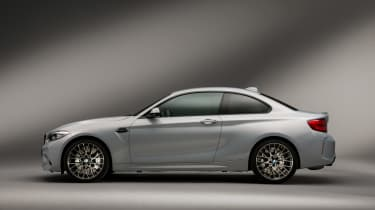 BMW M2 Competition Pack - side