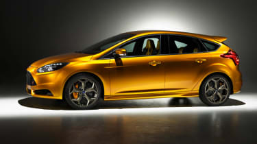 New 2012 Ford Focus ST