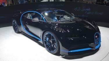Bugatti Chiron at Frankfurt motor show