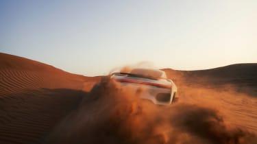 Gemballa Marsien – rear dune