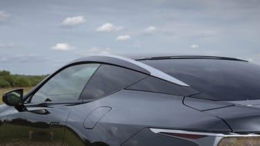 Lexus LC500 MY21 - roof