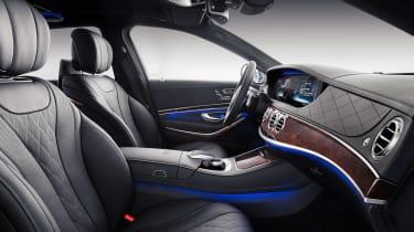 Mercedes-Maybach S 650 Saloon - interior