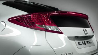 Honda preparing NGTC version of the new Civic
