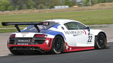 Audi R8 LMS GT3 racer