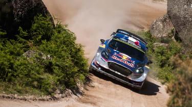 WRC Rally Portugal 2017 - Ogier