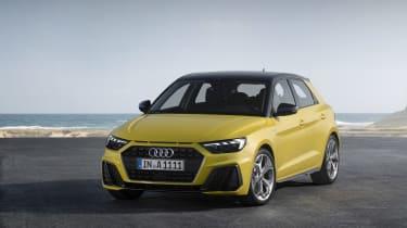 Audi A1 2018 revealed - quarter