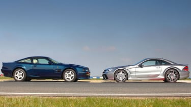 Aston Martin and AMG to join forces