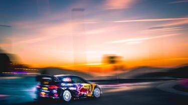 WRC Rally Catalunya -