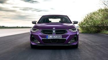 BMW 2-series 2021 – nose
