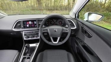 SEAT Leon - 2017 interior