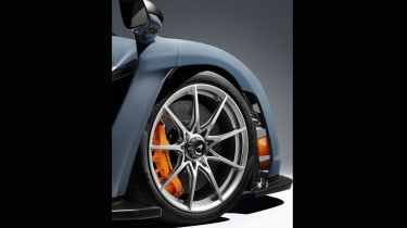 McLaren Senna – wheels