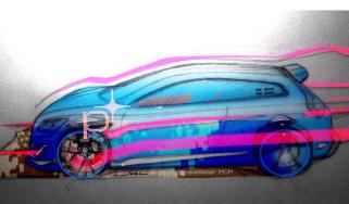 400bhp Volvo C30 hot hatch