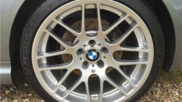 BMW M3 CSL – wheel