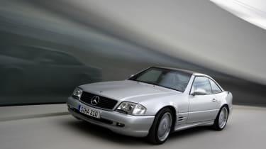 1995 Mercedes-Benz SL 73 AMG (R129)