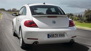 Driven: new Volkswagen Beetle 2.0 TSI