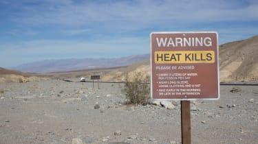 Test track - Desert