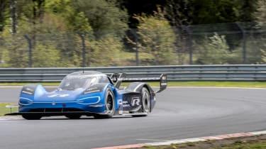 Volkswagen ID R Nurburgring