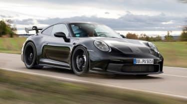 Porsche 911 GT3 proto